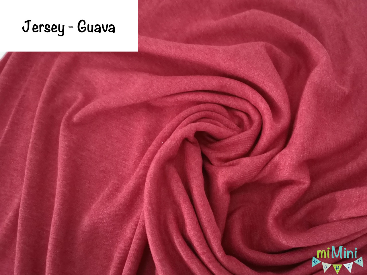 Jersey - Guava