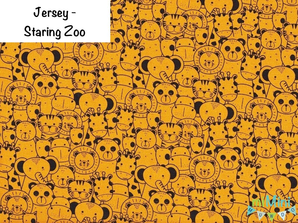 Jersey - Staring Zoo