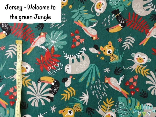 Jersey - Welcome to the Green Jungle